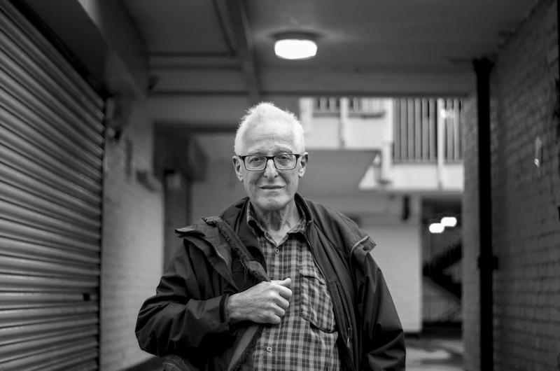 David Hoffman, 2015