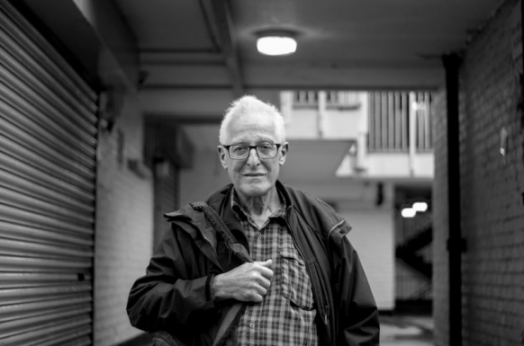 David Hoffman, 2015.