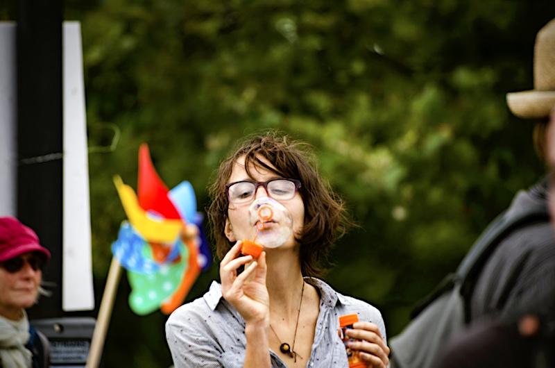 'Stop DSEI' Protest, 2017